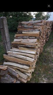 Ofenfertiges Hartholz, Brennholz