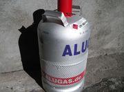Alu - Gasflasche 11 kg von