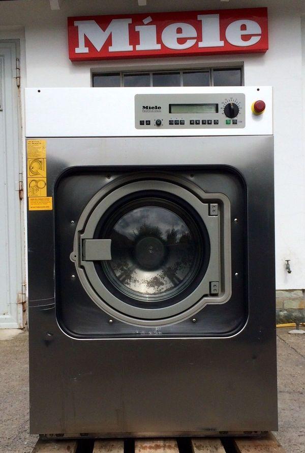 Miele Waschmaschine WS 5141 EL Gewerbegerät 14kg Füllgewicht in ...