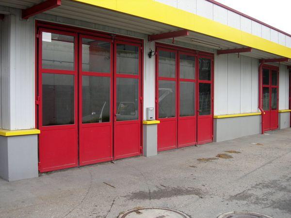 Betriebshalle 60 m2