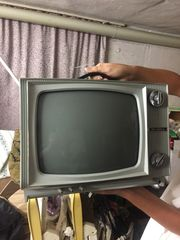 nostalgischer Fernseh