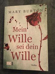 Mary Burton Mein Wille sei