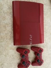 Rote Playstation 3