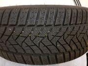 1 Satz neuwertige Dunlop Winterreifen