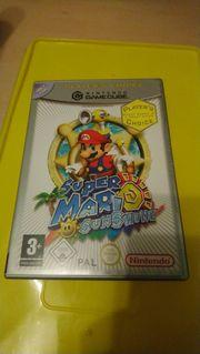 Nintendo Gamecube Spiel Super Mario