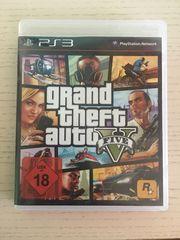 GTA V Spiel für PS3