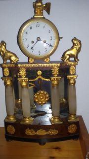 Pendule franz ca 1900 Jahrhundert