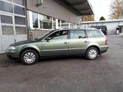 VW Passat Variant 4Motion Allrad