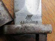 Bajonett K98k J A Henckels