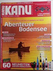 Zeitschrift Kanu