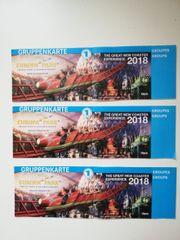 Europapark Eintrittskarten