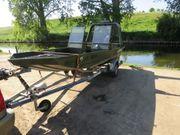 Alumacraft Alu Boot m Mercury