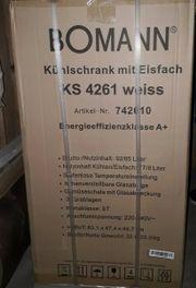 Original verpackten Kühlschrank von Bomann