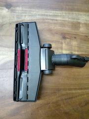 Bodenbürste für Hartboden und Teppichboden