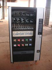 Getränkeautomat Snackautomat Kombinationsautomat Comboautomat