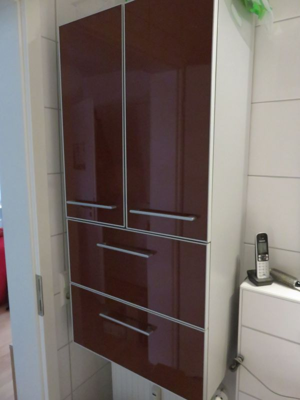 Badezimmer-Hängeschrank in Mannheim - Bad, Einrichtung und Geräte ...