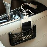 Universal Auto Autositz Aufbewahrungsnetzbeutel Handyhalter
