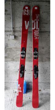 Völkl mantra freeride skier