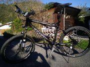 verkaufe Ghost Mountainbike aus Carbon