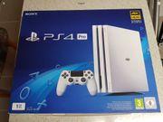 PS4 1TB weiß inkl 2