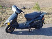 Neu aufgebauten Honda Bali 50