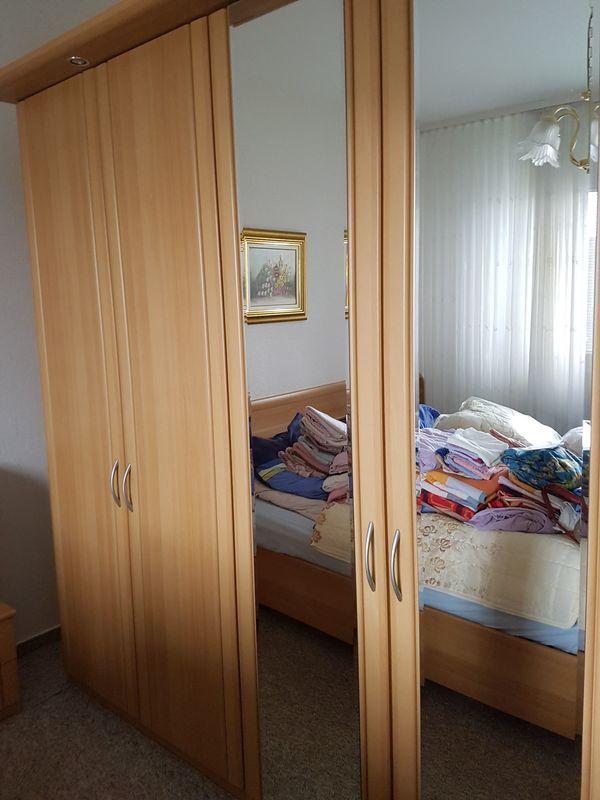 Schlafzimmer Set Schrank Bett Kommode In Berlin Schranke