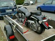 Motorrad universal Anhänger