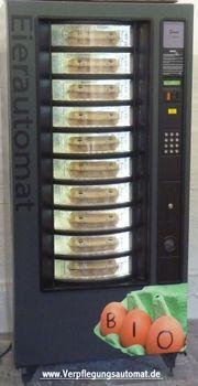 Snackautomat - Warenautomat - Verkaufsautomat -