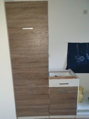 küchenschränke hochschrank und oberschränke