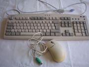 PC Tastatur und Maus