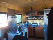 Wohnküche im Oldtimer