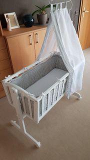 Babybett Wiege Bett