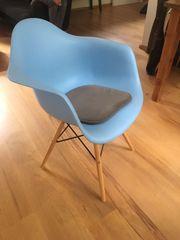 Eames DAW Top Replikat Stuhl