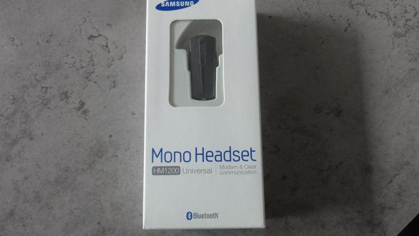 100 Original Samsung HM1200 Bluetooth