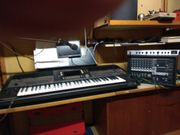 Musikinstrument Keyboard