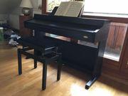 E-Piano Cantabile DP-A 410 mattschwarz