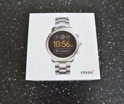 Neuwertige Fossil Smartwatch Q Explorist
