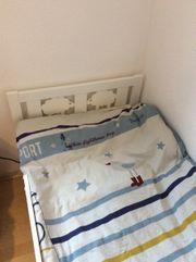 Kinderbett weiß Ikea