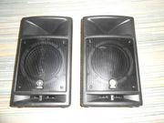 Yamaha Stagepas PA-Anlage Lautsprecher mit