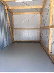 Mega-Garagen, Unterstellplatz
