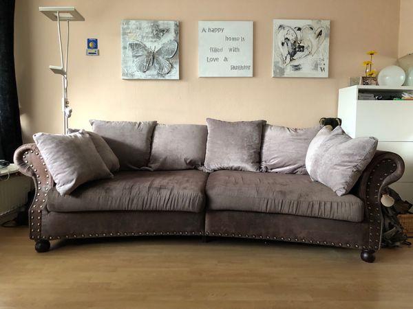 Big Sofa Im Kolonialstil In Koln Polster Sessel Couch Kaufen Und
