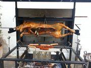 Spanferkel grill Brasilianisch grillen auch