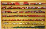 Sammlung HO-Einsatzfahrzeuge aus den 70er