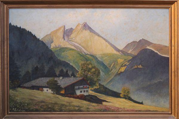 Schönes ölgemälde Landschaft Gemälde In Berlin Kunst Gemälde