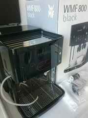 WMF 800 Schwarz Espresso-Vollautomat mit