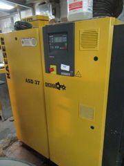 Kaeser Schraubenkompressor ASD