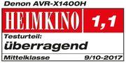 Denon AVR-X1400H 7 2 AV