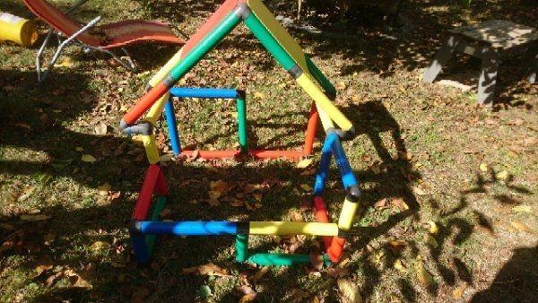 Klettergerüst Terrasse : Klettergerüst ähnlich quadro in Ölbronn dürrn sonstiges für den