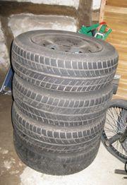 4x Schommerreifen 185 65 P15