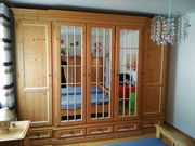 RESERVIERT Massivholz Schlafzimmer